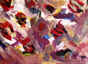 Obra abstracta Abstra-2