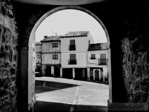 Fotografia Arco medieval